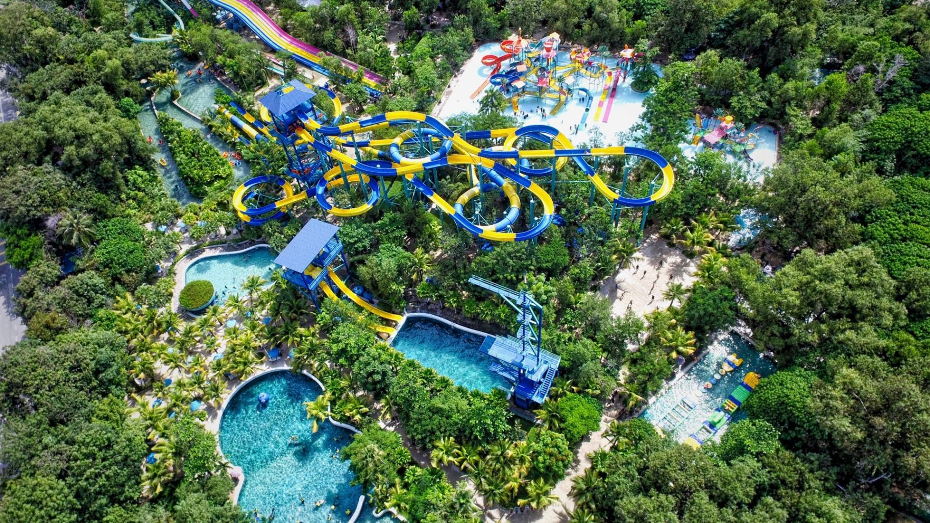 Best theme parks in Malaysia - Escape Penang