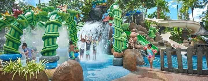 Family friendly hotel packages in Malaysa
