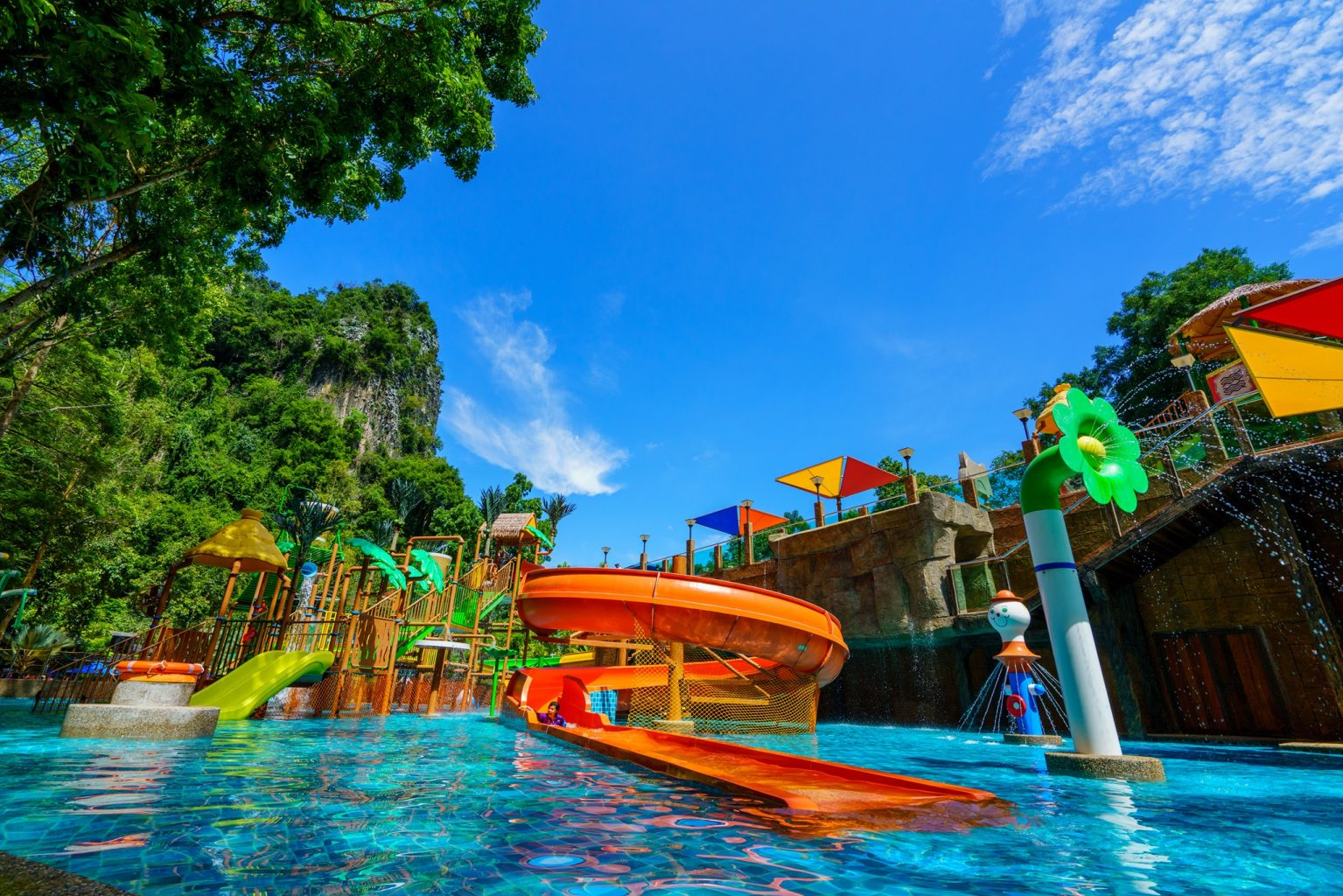 Best theme parks in Malaysia